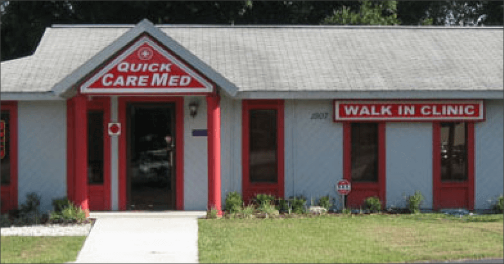 Urgent Care and Walk-In Clinic - Quick Med Care in Inverness, Florida