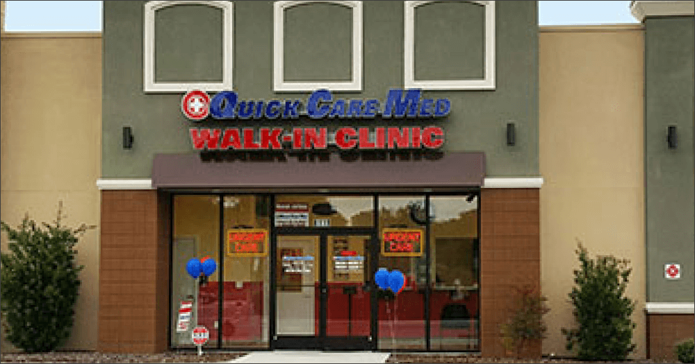 Urgent Care and Walk-In Clinic - Quick Med Care in Ocala on top of the world, Florida