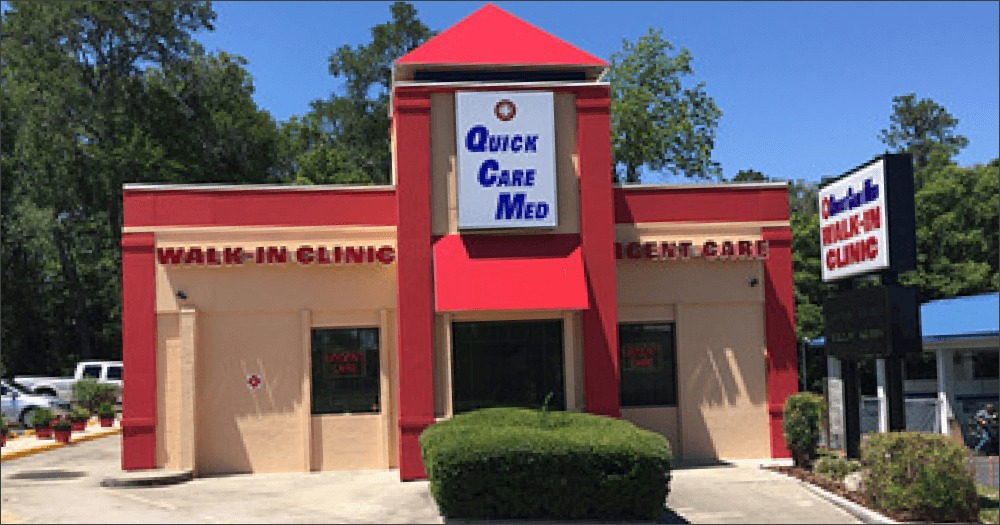 Urgent Care and Walk-In Clinic - Quick Med Care in Williston, Florida